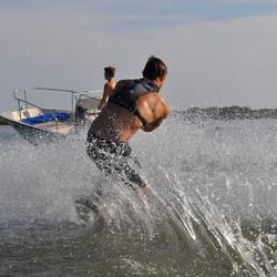 DolfinPack - Water Skiing