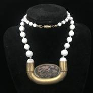 Silver, Stone & Bead