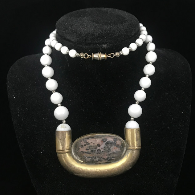 Silver, Stone & Bead