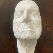 Life Cast Front View 8/19/2020