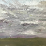 Storm Over Green Field