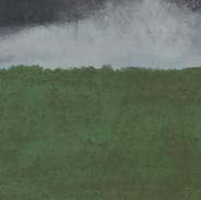 Green Field Gray Sky