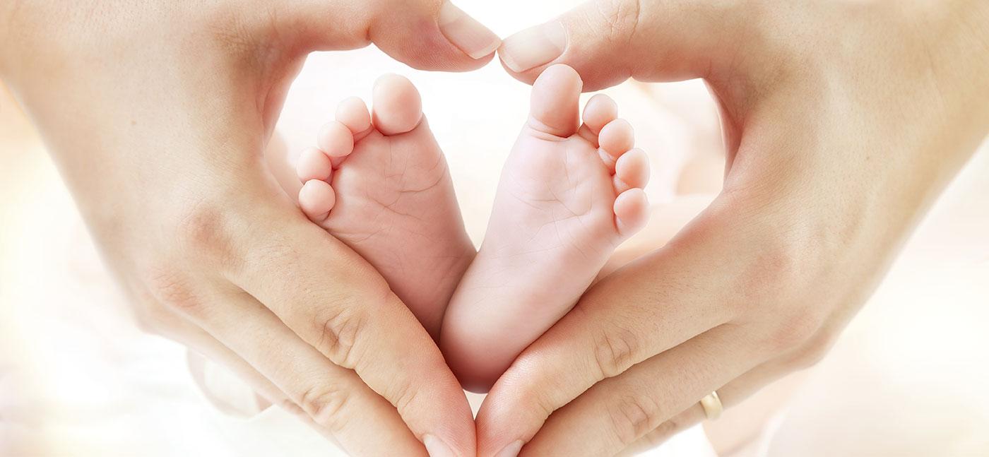 Newborn-Feet Rex OBGYN