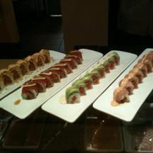 4 Special rolls