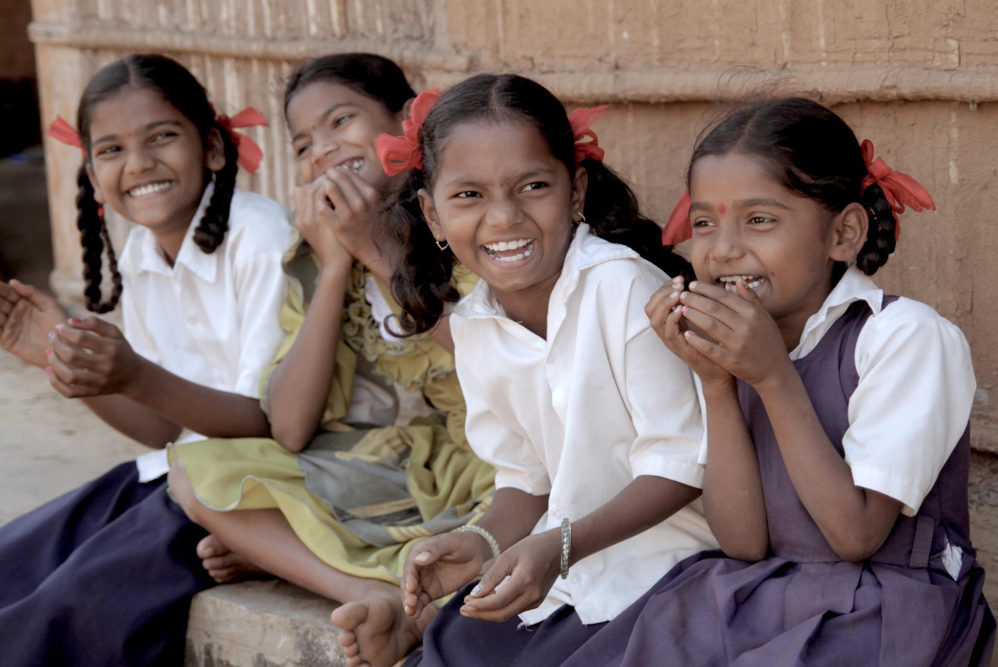 Laughter in Karjat