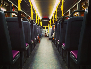 The Bus Ride, Home (Short Story)