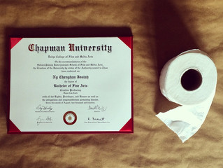 The Tissue and the Degree