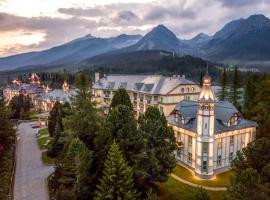 The top 5 SPA Hotels in the High Tatras, Slovakia