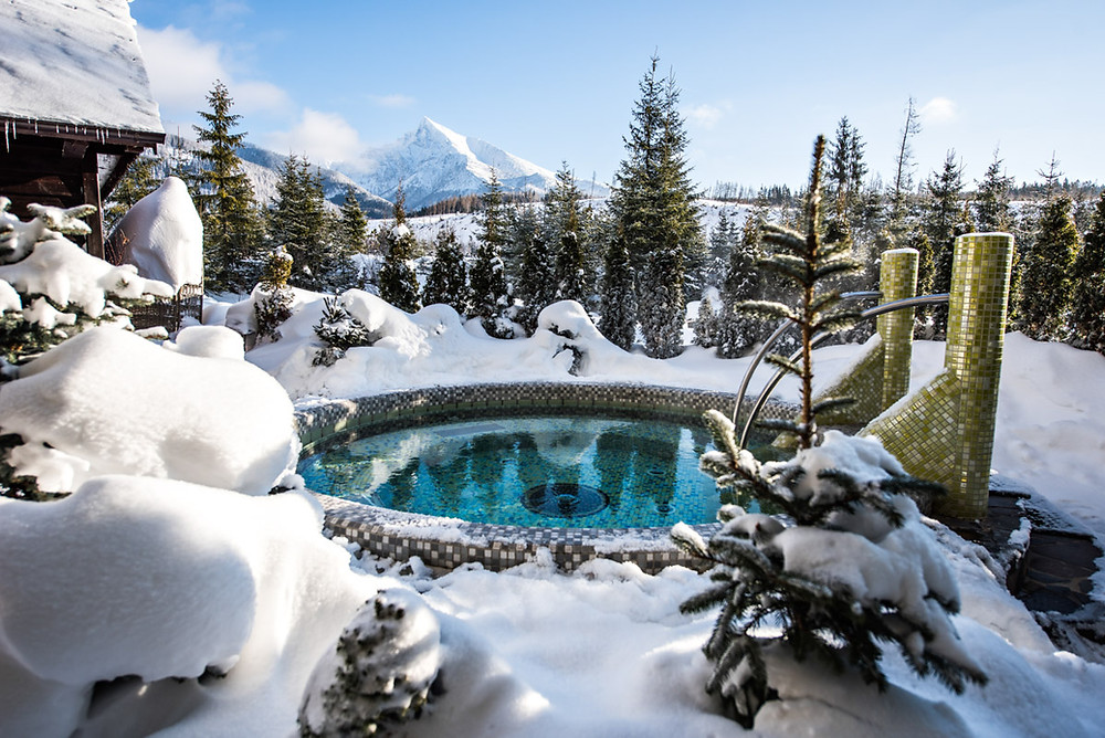 The Top 5 Spa Hotels In The High Tatras Slovakia