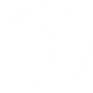 Isolated Circle Arrow White.png