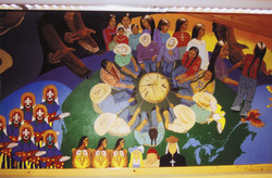 05 Creation Story Mural