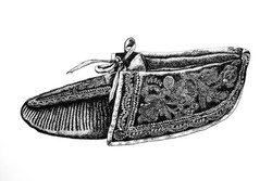 Wendat Moccasin 1830 small version