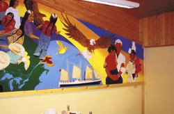 23 Creation Story Mural