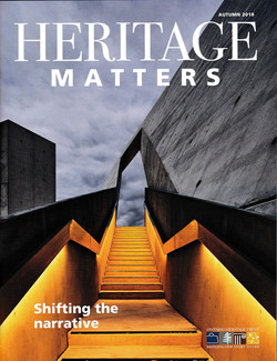 Heritage Matters Magazine Cover