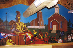 18 Creation Story Mural