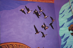 15 Creation Story Mural