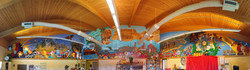 Our Story Mural Panoramic
