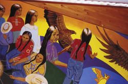 22 Creation Story Mural