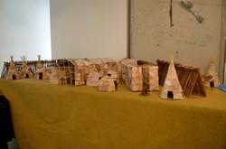 Miniature Wendat Village 1