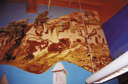 19 Creation Story Mural