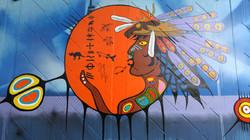 Tecumseh Waste Water Wall
