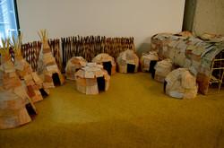 Miniature Wendat Village 4