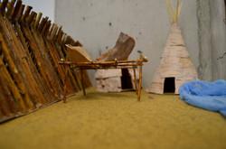 Miniature Wendat Village 5
