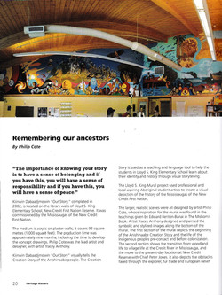 Heritage Matters Pg20