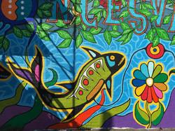 Fish & Flower
