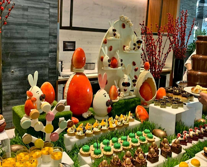 Easter in the Jing
