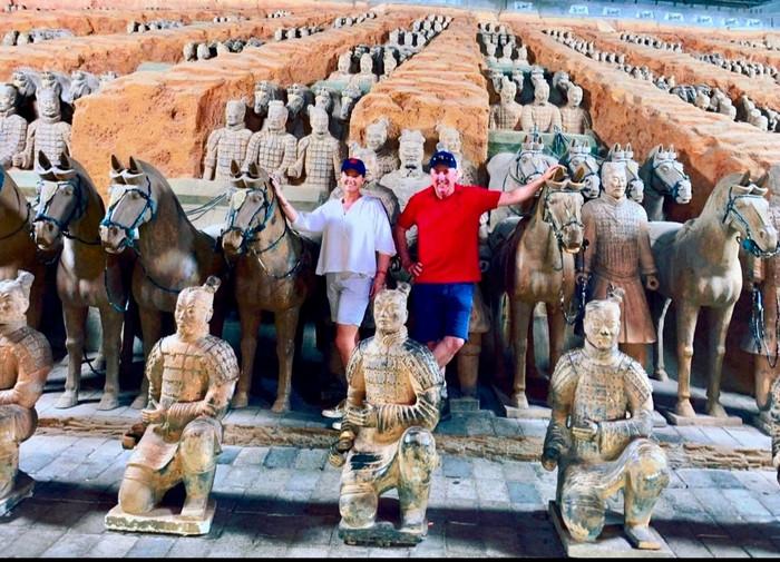 A weekend in Xi'an