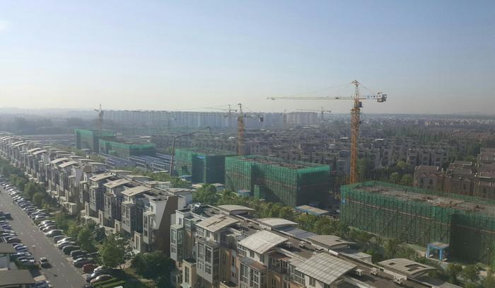 We made it to Beijing!