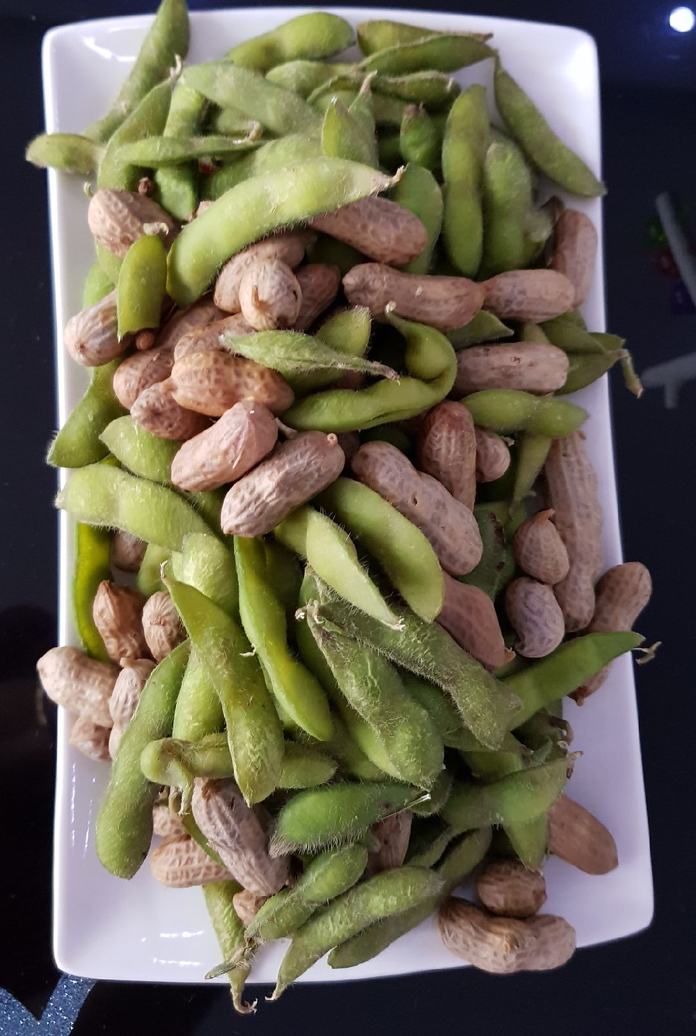 Soy Beans & Peanuts