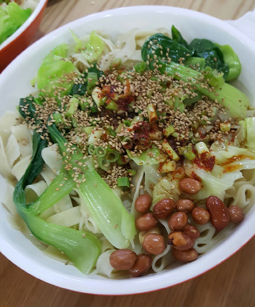 Noodle Meal
