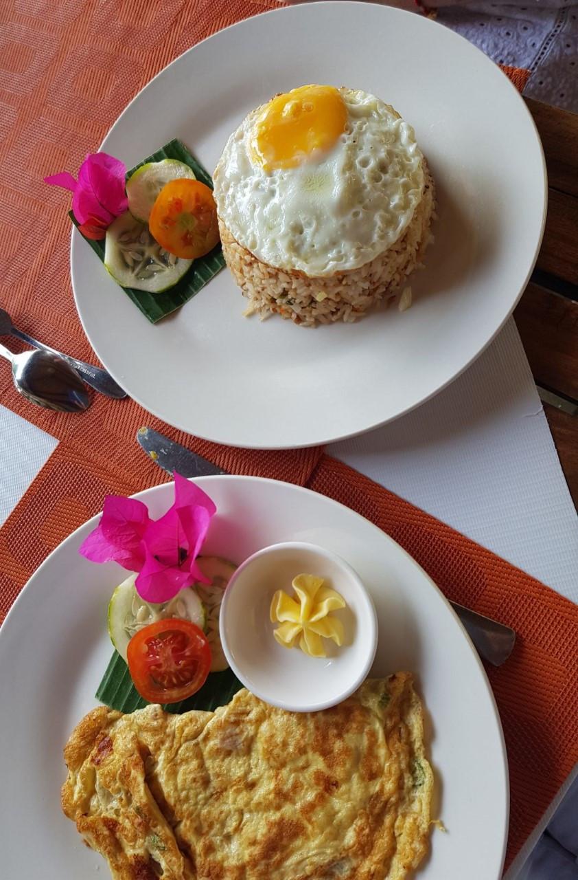 Asian or Western Breakfast