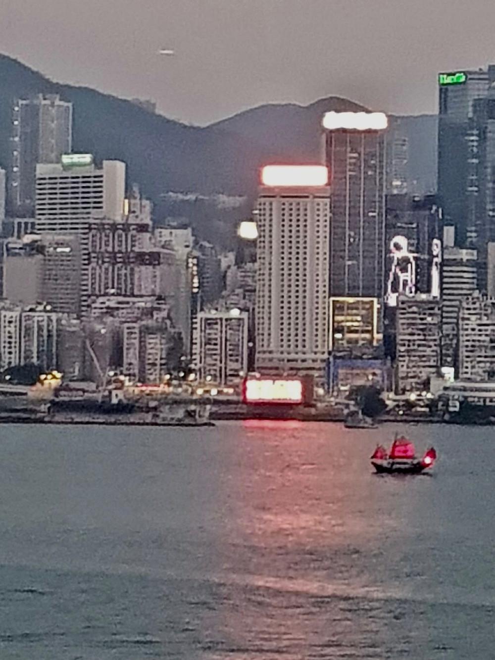 Farewell Hong Kong