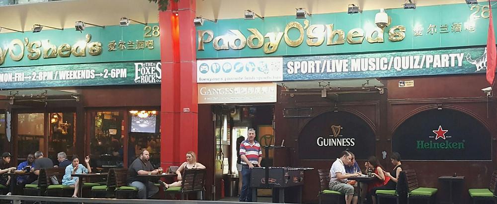 Paddy O'Shea's