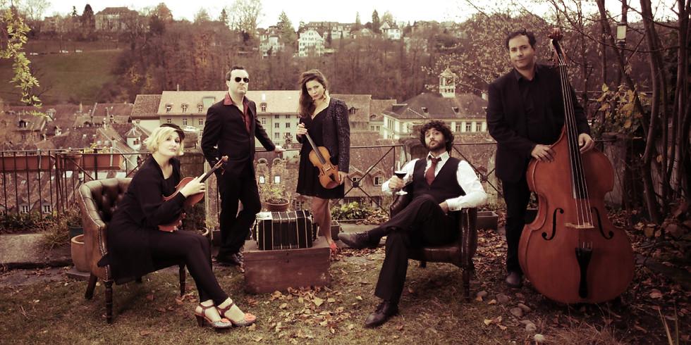 Flamante Quinteto de Tango - Bird's Eye Jazz Club - Basel