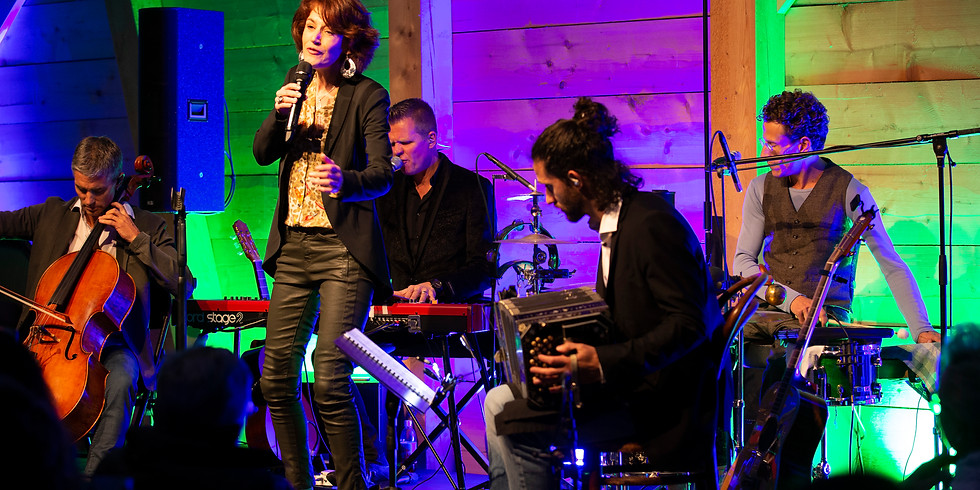 Bühni Unplugged - Special Guest - Ritchi