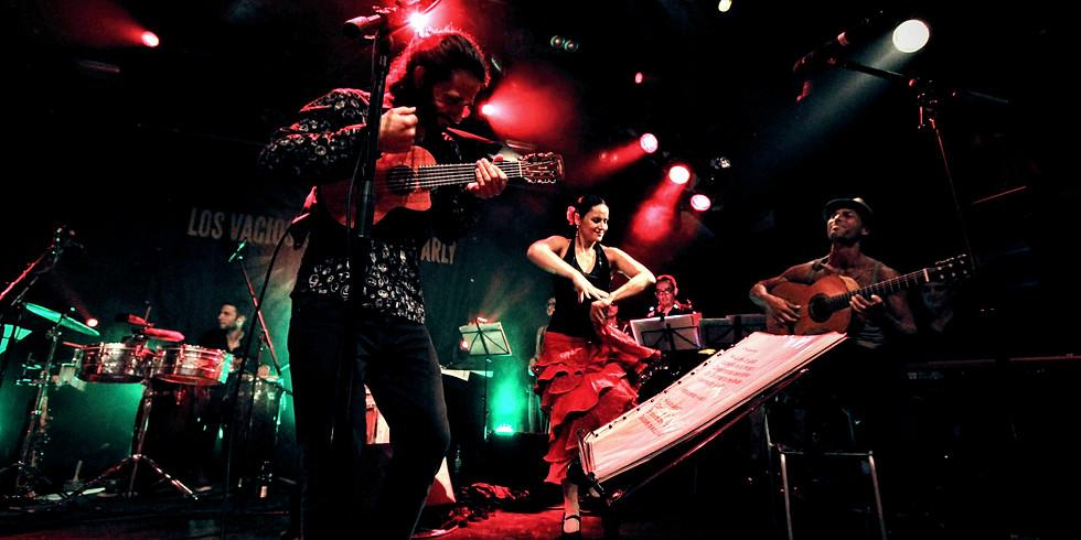 Los Vacíos de Charly, Semana Latina Festival, Marburg DE
