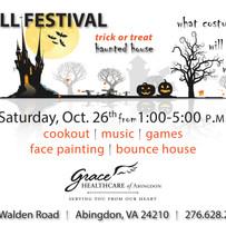 Fall Festival Invitation