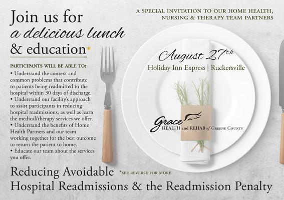 Luncheon Invitation