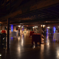 AAF Gala Upstairs Venue