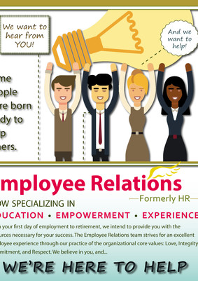 Re-branding HR to ER