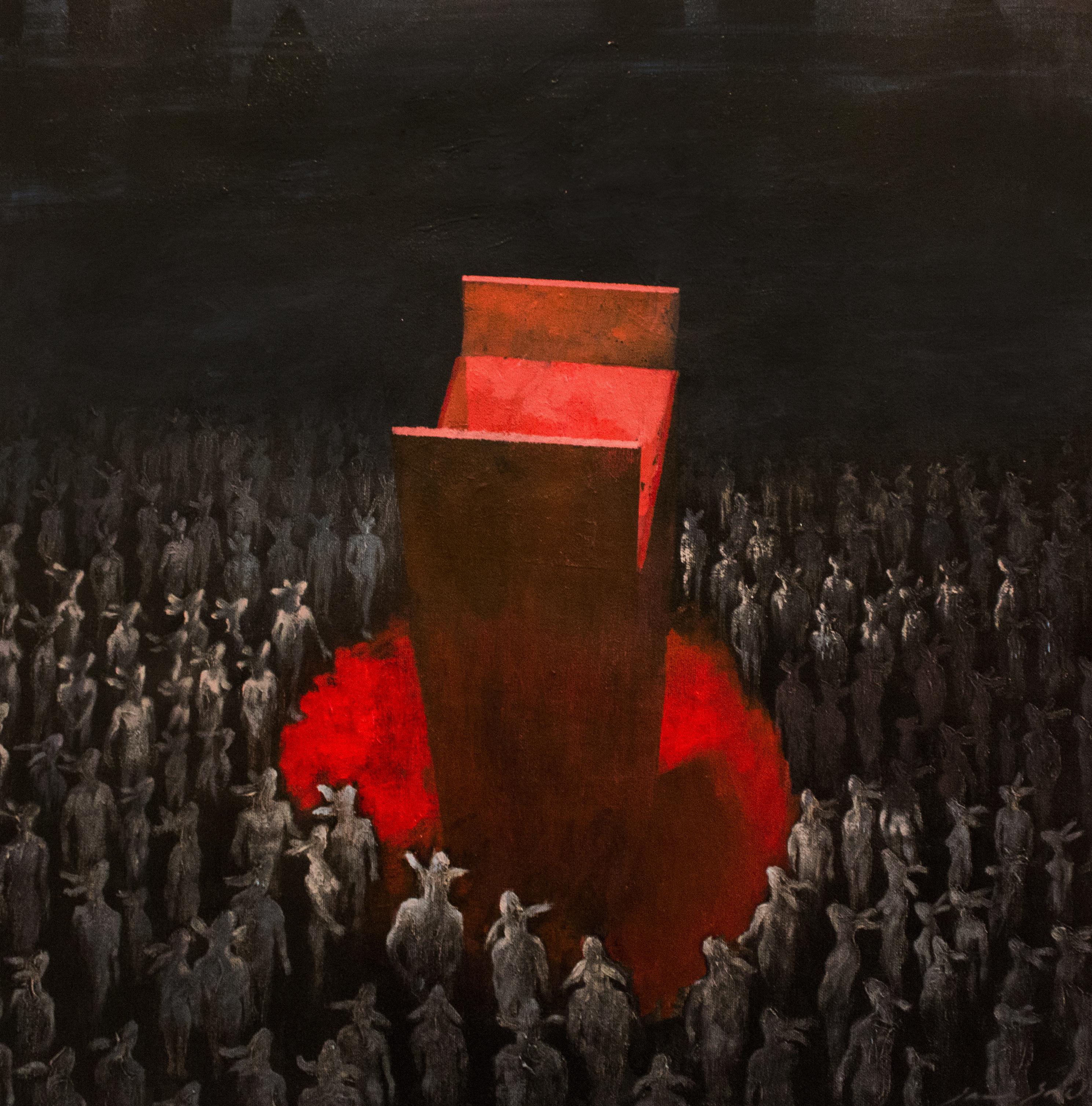 Gran caja roja, 2014