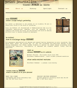 SAU Website SJ&C Mock-Up 3_2008.tiff