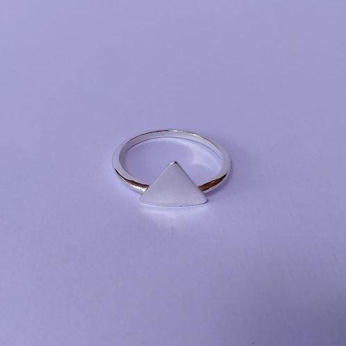 Anel Triangulo, tamanho XX