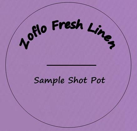 24g Zoflo Fresh Linen