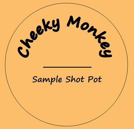 24g Cheeky Monkey Shot Pot