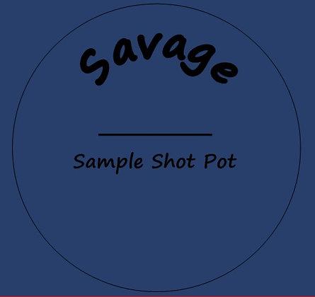 24g Savage Shot Pot
